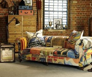 Olympics Inspired Sofa By Sir Steve Redgrave