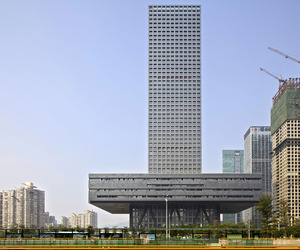 OMA completes Shenzhen Stock Exchange HQ