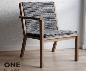 ONE chair by Anna Karnov