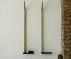 One Coat Rack by Yonoh