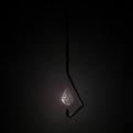 One Crystal Chandelier by Thomas Feichtner for Lobmeyr