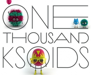 One Thousand Ksoids by Danil Krivoruchko