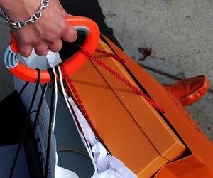 One Trip Grip Bag Holder
