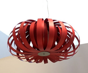 Onion Suspension Light