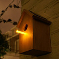 OOOMS Solar Birdhouse
