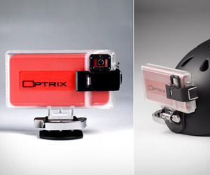 Optrix HD | iPhone Action Sports Case