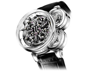 Opus Eleven - Breathtaking Timepieces from Harry Winston