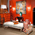 Orange Furniture Finds for a Vibrant Interior