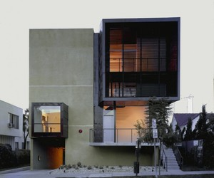Orange Grove in West Hollywood by BROOKS + SCARPA