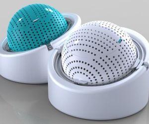 Orbital Washing Machine ensures energy efficient cleaning