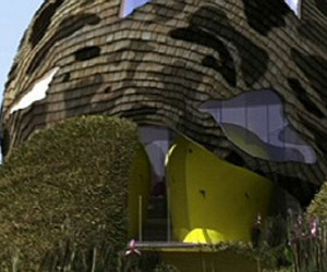 Orchid House, The Shape of Wood