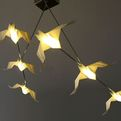 Origami Animal Lamps By Si Studio