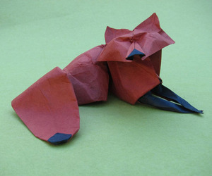 Origami Animals by Bernard Peyton