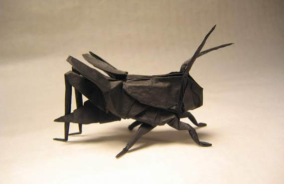Origami Insects By Brian Chan