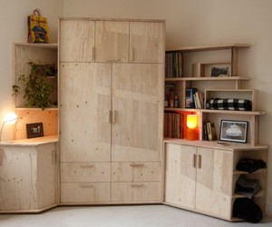 Original Bespoke Cabinetry by Hendzel + Hunt