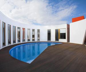 Circular Loukas Residence, in Cyprus | Vardastudio