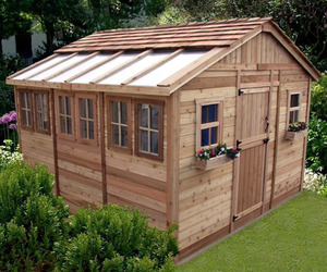 Original Shed's Sunshed Garden Shed