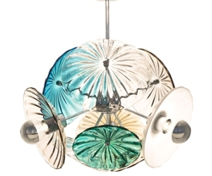 Osiris pendant lights from Mediterraneo