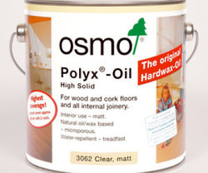 Osmo Polyx Oil - the original hardwax