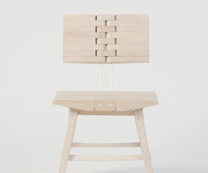 OSSA Chair by Johannessen-Clarke Design