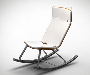 Otarky Rocking Chair | Igo Gitelstain