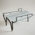 OTTA coffee table by FINNE Architects
