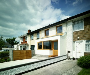Out the Front - House Extension Tallaght, Dublin.