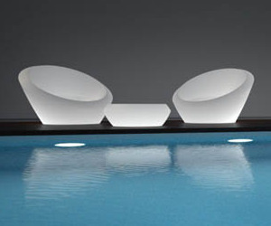 Outdoor Armchair Concept by Philippe Barsol