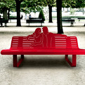 Outdoor Benches & Home Decor From Thomas de Lussac
