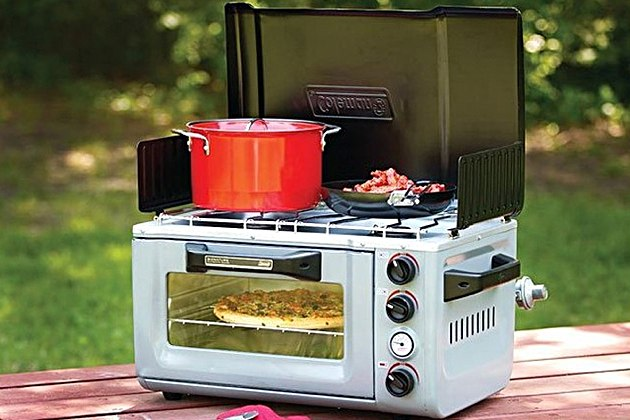 Outdoor Mobile Oven Stove By Coleman