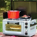 Outdoor Mobile Oven/Stove by Coleman