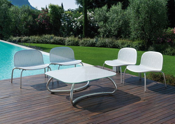 Nardi Patio Furniture.Outdoor Patio Furniture Set By Nardi