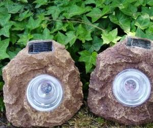 Outdoor Smart Solar Spot Light from H-MSHOP