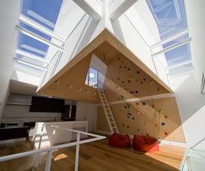Outdoors Indoors by Be-fun Design and EANA