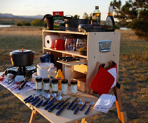 Outdoorsman Camp Kitchen