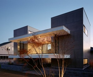 Outotunoie House in Fujieda  by mA-style Architects