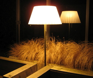 Outside lamp PLISSE by STERK-design