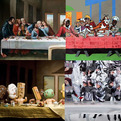 Over 60 Interpretations of The Last Supper