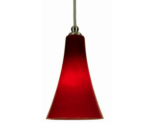 Oviform Flared Pendant Light from Eco-Lights