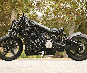 P120 Fighter | Confederate Motorcycles