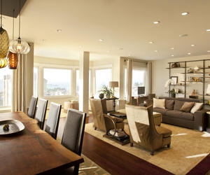 Pacific Heights Penthouse by De Meza + Architecture