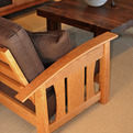Pacific Sofa by The Joinery