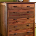 Pacific Tall 7 Dresser Drawer
