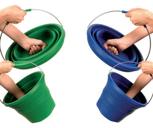 Pack-Away Silicone Collapsible Bucket