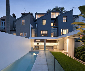 Paddington x2 House by MCK Architects