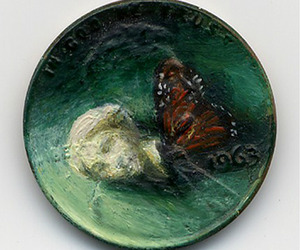 Painted Pennies by Jacqueline Lou Skaggs