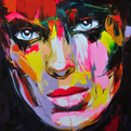 Paintings by Françoise Nielly