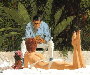 Paintings by Robert McGinnis