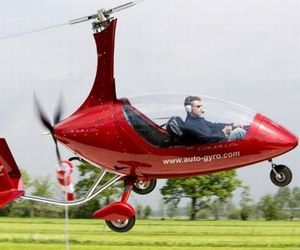 PAL-V A Dutch Flying Car