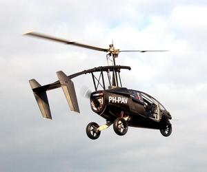 Pal V One – Personal Air and Land Vehicle